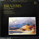 Classical Brahms - Brahms Piano Quintet - Rudolf Serkin, Budapest String Quartet (Pressing mark on A2, inaudible) (VG+)