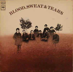 Rock/Pop Blood, Sweat & Tears - S/T (VG)