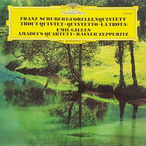 Classical Franz Schubert - Forellenquintett/Notturno - Trout Quintet