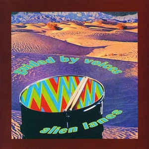 Rock/Pop Guided By Voices - Alien Lanes (2020 Reissue, multicoloured vinyl, slight warp doesn't effect play) (VG+)