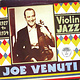 Jazz Joe Venuti - Violin Jazz (VG+)