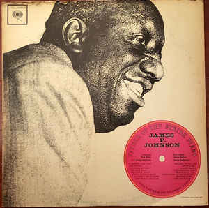 Jazz James P. Johnson - Father Of The Stride Piano (VG)