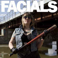 Rock/Pop Facials -S/T (Cover crease from bend, upper right corner) (VG)