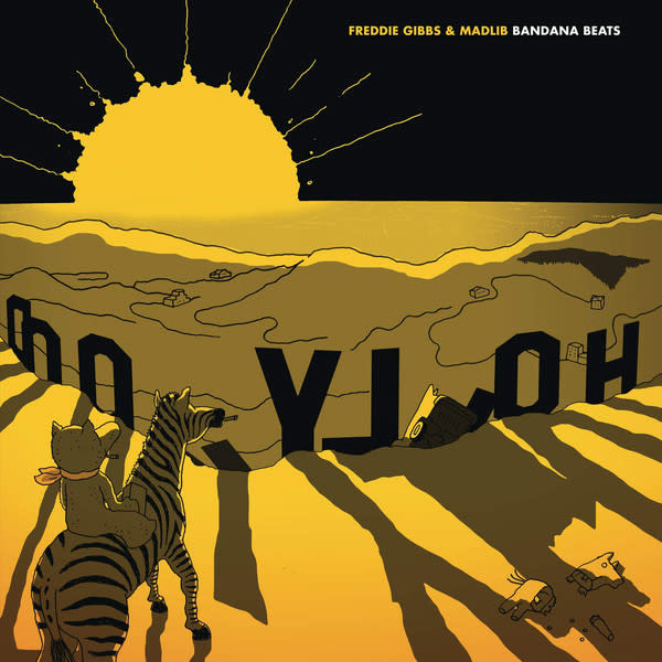 Hip Hop/Rap Freddie Gibbs & Madlib - Bandana Beats (Instrumentals)