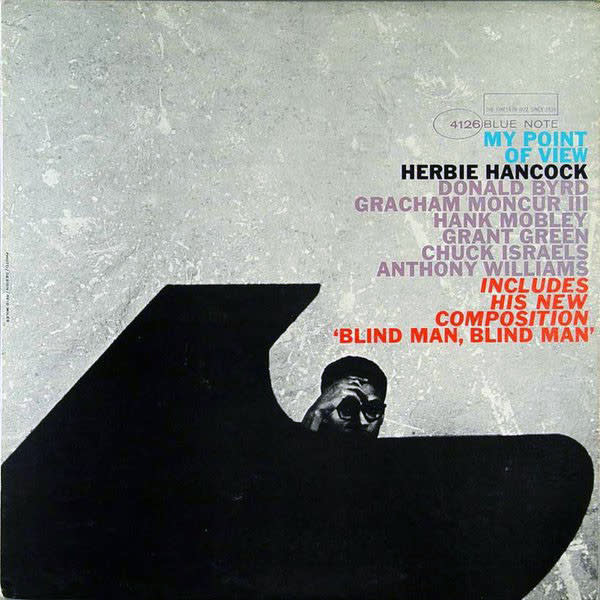 Jazz Herbie Hancock - My Point of View (Tone Poet)