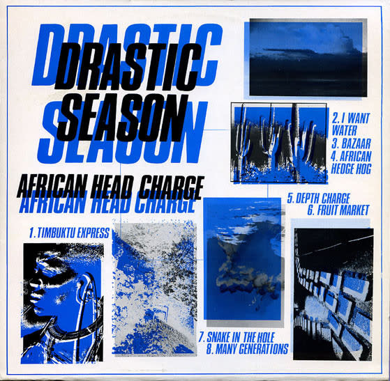 Experimental African Head Charge - Drastic Season