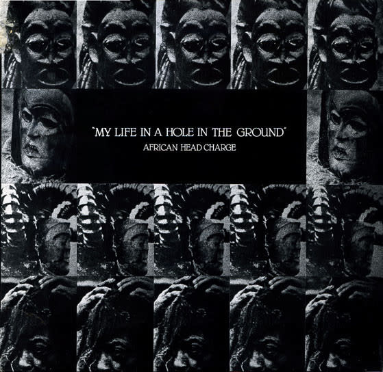 Experimental African Head Charge - My Life in a Hole in the Ground