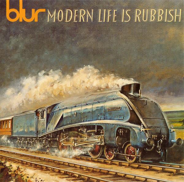Rock/Pop Blur - Modern Life Is Rubbish