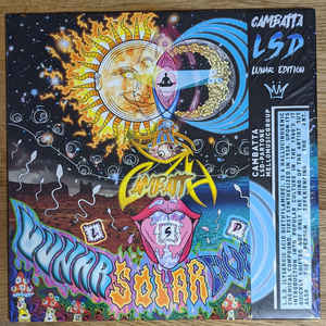 Hip Hop/Rap Cambatta – LSD: Lunar Solar Duality