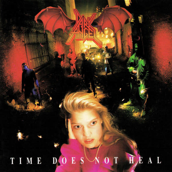 Metal Dark Angel - Time Does Not Heal