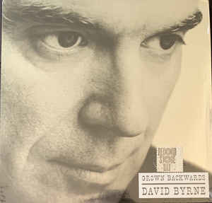 Rock/Pop David Byrne - Grown Backwards (2019 reissue) (VG++)