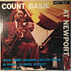Jazz Count Basie - At Newport (Cover wear, surface marks) (VG)