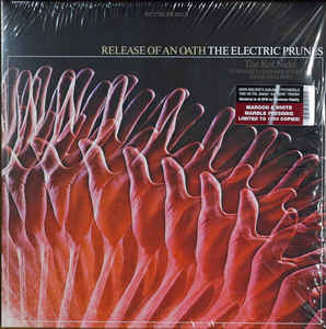 Rock/Pop Electric Prunes - Release Of An Oath (Maroon & white marble vinyl)