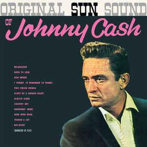 Folk/Country Johnny Cash - Original Sun Sound
