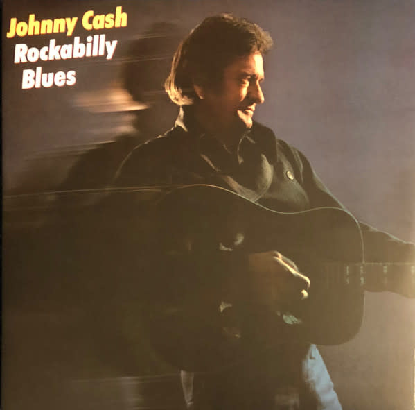 Folk/Country Johnny Cash - Rockabilly Blues