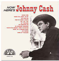 Folk/Country Johnny Cash - Now Here's Johnny Cash