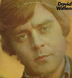 Folk/Country David Wiffin - S/T (OG Canadian pressing, ringwear on front cover, promo stamp on back. Light, superficial marks on vinyl) (VG)