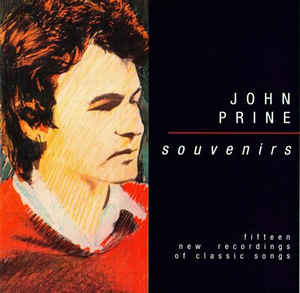 Folk/Country John Prine -  Souvenirs (Etching on side 4)