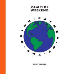 Rock/Pop Vampire Weekend - Father Of The Bride (Overstock Blowout: 20% Off!)