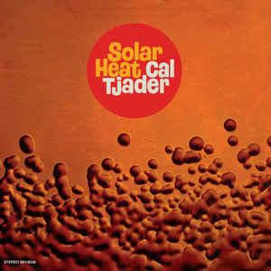 Jazz Cal Tjader - Solar Heat (Gold vinyl)