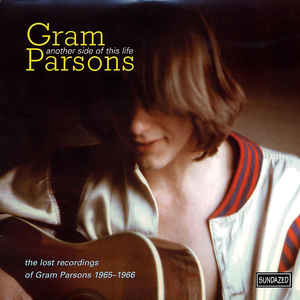 Rock/Pop Gram Parsons - Another Side Of This Life