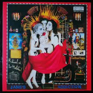Rock/Pop Jane's Addiction - Ritual De Lo Habitual (30th anniversary edition, pearl coloured vinyl)