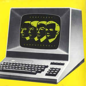 Krautrock Kraftwerk - Computer World (Yellow Vinyl)