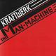 Krautrock Kraftwerk - The Man-Machine (Transparent red vinyl)
