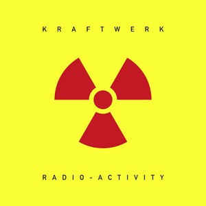 Krautrock Kraftwerk - Radio-Activity (Yellow vinyl)