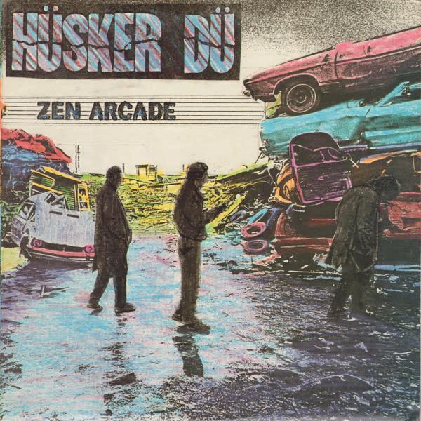 Rock/Pop Hüsker Dü - Zen Arcade