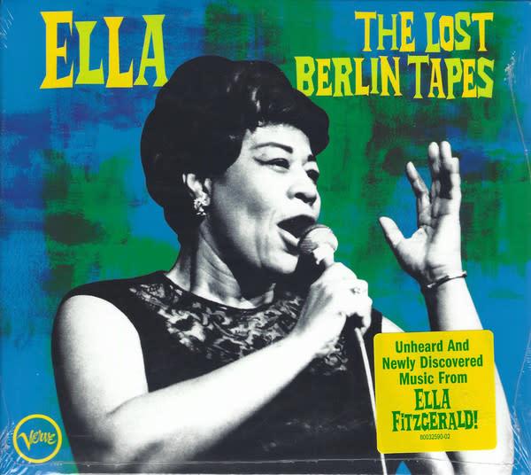 Jazz Ella Fitzgerald - The Lost Berlin Tapes (2LP)