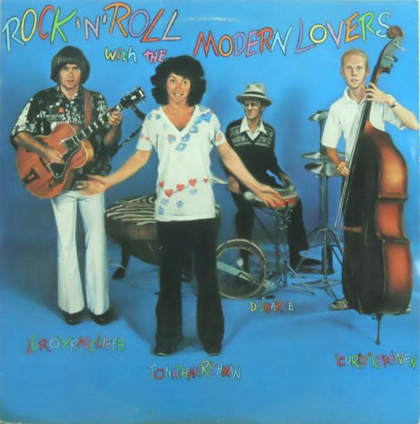 Rock/Pop Jonathan Richman & The Modern Lovers – Rock 'N' Roll With The Modern Lovers (Turquoise Vinyl)