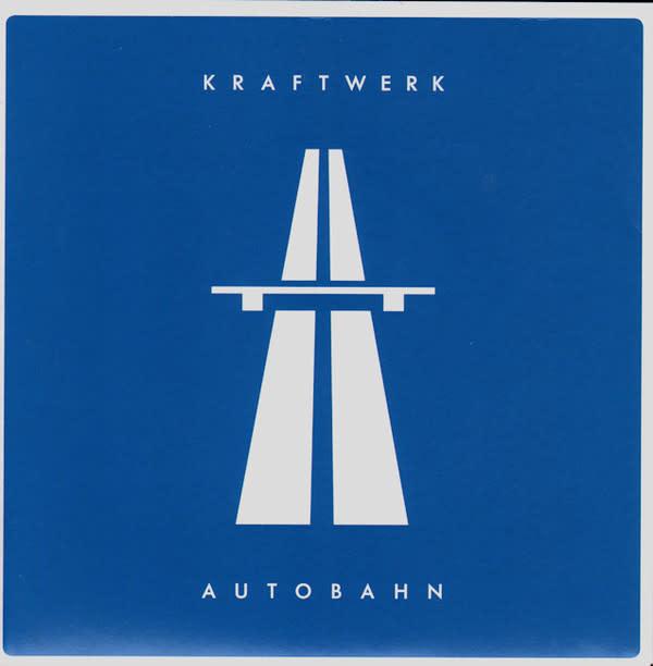 Krautrock Kraftwerk - Autobahn (Colored Vinyl)