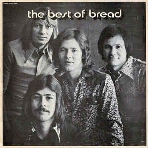 Rock/Pop Bread - The Best Of Bread (VG+)