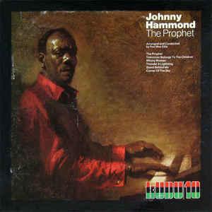 Jazz Johnny Hammond - The Prophet (VG)