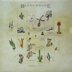 Rock/Pop Blancmange - Mange Tout (VG)