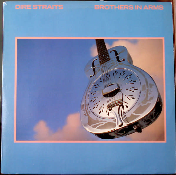 Rock/Pop Dire Straits - Brothers In Arms (2LP)