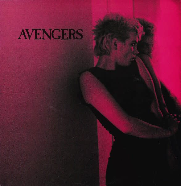 Rock/Pop Avengers - S/T