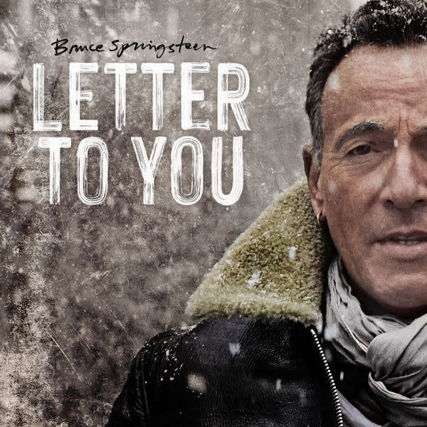Rock/Pop Bruce Springsteen - Letter To You