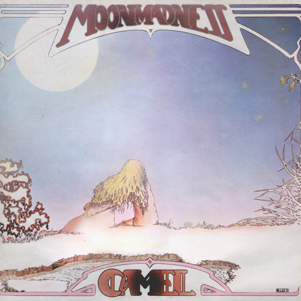 Rock/Pop Camel - Moonmadness (Silver Vinyl)