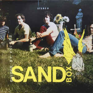 Rock/Pop Guided By Voices - Sandbox (OG press, w/insert) (VG++)