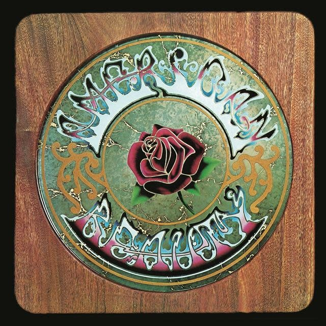 Rock/Pop Grateful Dead - American Beauty (50th Anniversary picture disc)