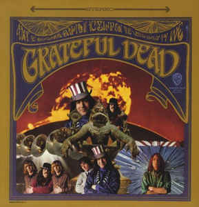 Rock/Pop Grateful Dead - S/T (50th Anniversary remaster)