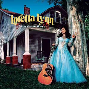 Folk/Country Loretta Lynn - Van Lear Rose (VG+)