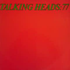 Rock/Pop Talking Heads - Talking Heads: 77 (Price reduced: corner damage) (Green Vinyl)