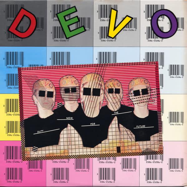 Rock/Pop Devo - Duty Now For The Future (Magenta Vinyl)