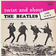 Rock/Pop The Beatles - Twist And Shout (Capitol Red Target Label, Mono Reissue) (VG+)