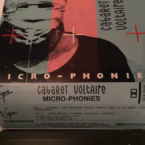 Rock/Pop Cabaret Voltaire - Micro-Phonies