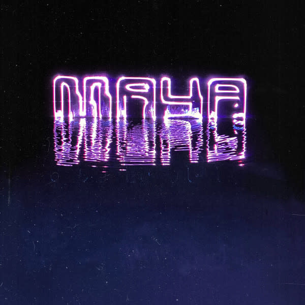 Electronic John Frusciante - Maya