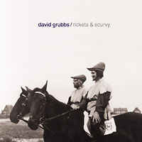 Rock/Pop David Grubbs - Rickets & Scurvy (VG+)
